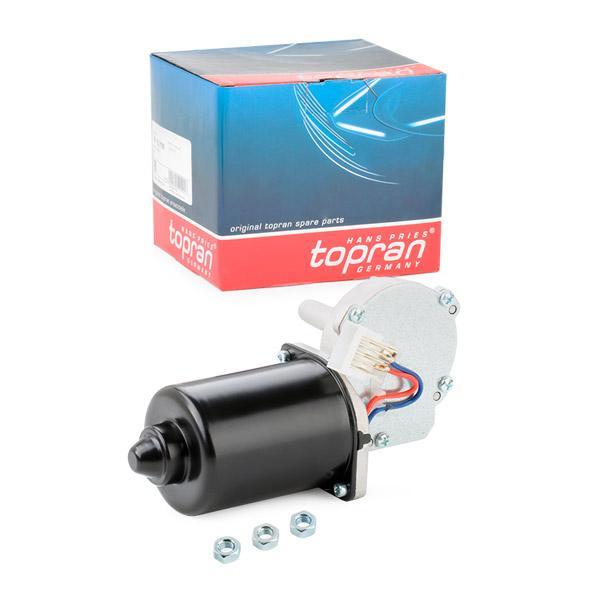 Motore tergicristallo TOPRAN 108792 conoscenze specialistiche