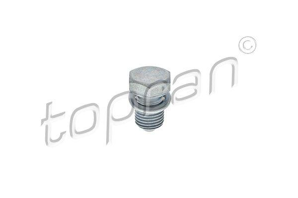 Oil drain plug TOPRAN 109 035 9081320000506