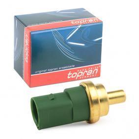 Kühlmitteltemperatursensor VW PASSAT Variant (3B6) 1.9 TDI 130 PS ab 11.2000 TOPRAN Kühlmitteltemperatur-Sensor (109 385) für