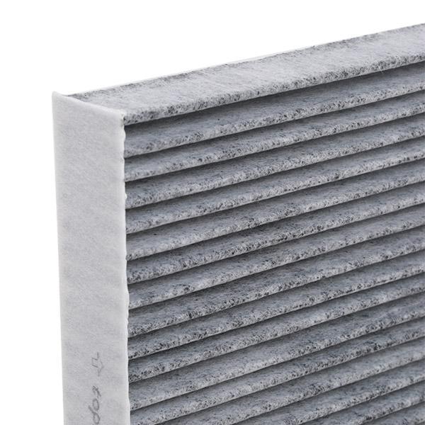 Filtro de aire acondicionado TOPRAN 109520 conocimiento experto
