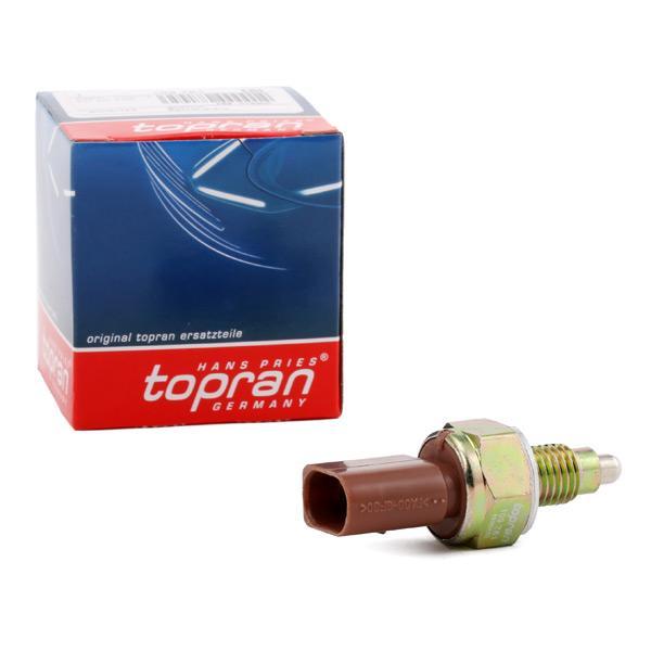 Interruptor de Marcha Atras TOPRAN 109761 conocimiento experto