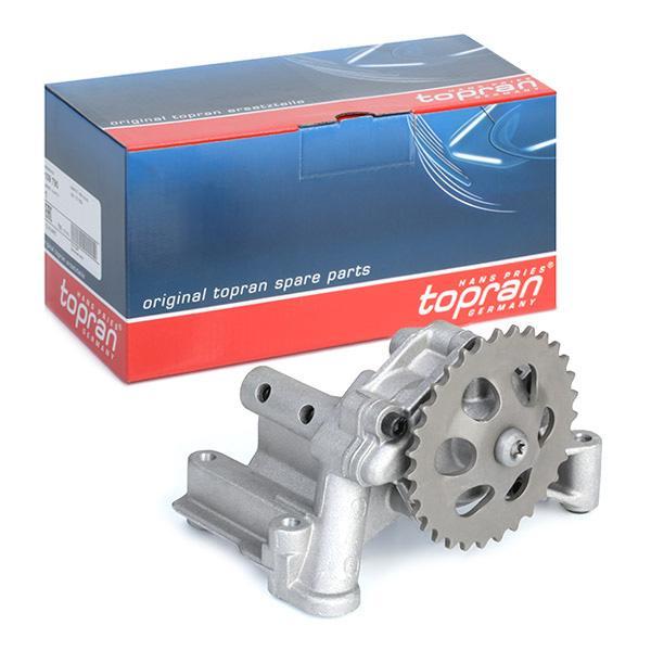 Motorölpumpe TOPRAN 109790 Erfahrung