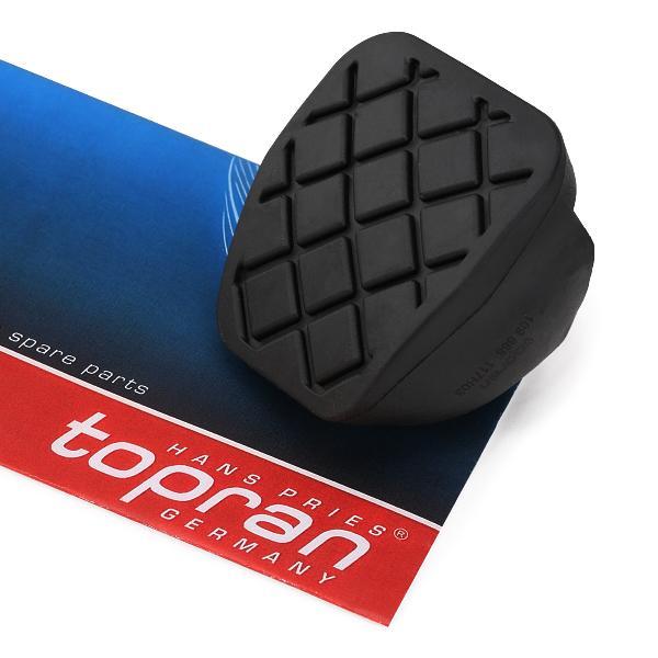 Brake Pedal Pad TOPRAN 109888 expert knowledge
