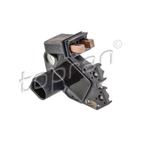 TOPRAN Generatorregler 109 918 für AUDI A4 (8E2, B6) 1.9 TDI ab Baujahr 11.2000, 130 PS