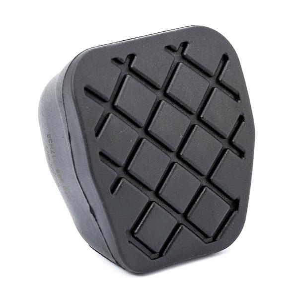 TOPRAN Clutch Pedal Pad 109 999