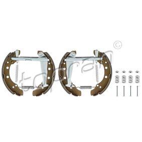 Bremsbackensatz Breite: 40mm mit OEM-Nummer 1H0 698 520