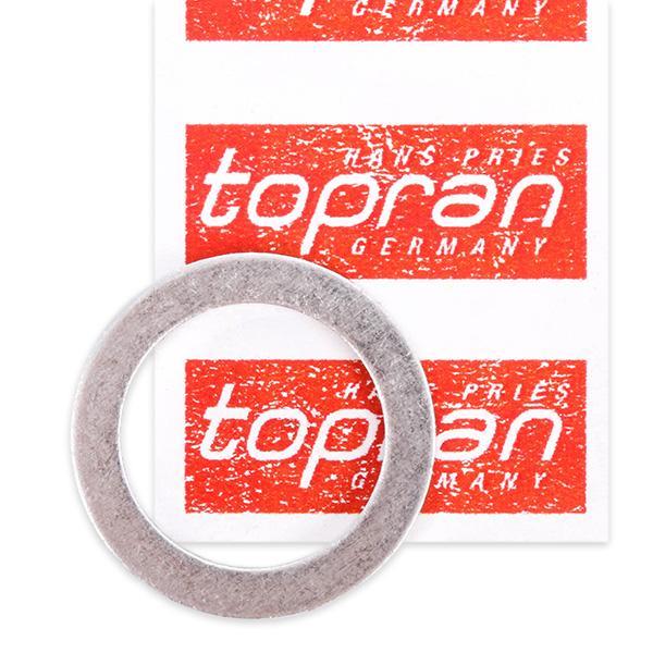 Ölablaßschraube Dichtung 110 600 TOPRAN 110 600 in Original Qualität