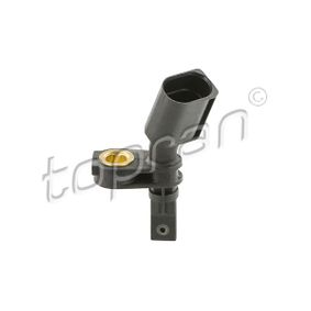 Sensor, wheel speed Length: 61mm, Number of Poles: 2-pin connector with OEM Number 6Q0.927.804B