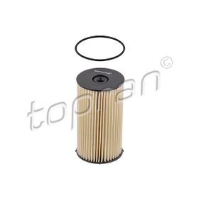 Fuel filter Height: 138mm with OEM Number 3C0 127 434