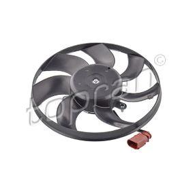Вентилатор, охлаждане на двигателя 111 285 Golf 5 (1K1) 1.9 TDI Г.П. 2006