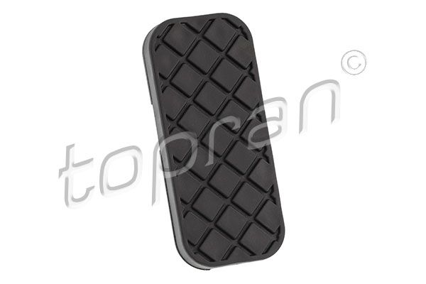 Pedal Pad, accelerator pedal TOPRAN 111479 expert knowledge