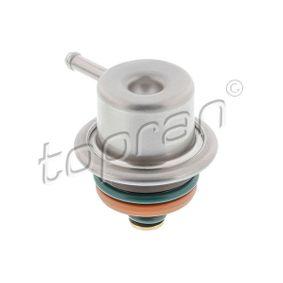 TOPRAN Kraftstoffdruckregler 112 125 für AUDI 80 (8C, B4) 2.8 quattro ab Baujahr 09.1991, 174 PS