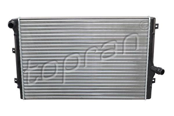 TOPRAN  112 324 Kühler, Motorkühlung