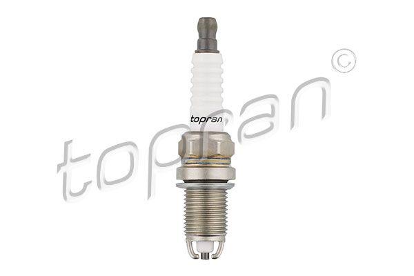 TOPRAN  205 039 Spark Plug Electrode Gap: 1,0mm