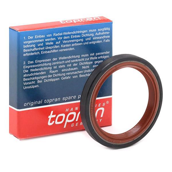 Kurbelwellendichtring 205 565 TOPRAN 205 565 in Original Qualität