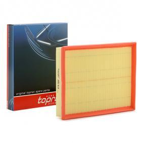 Air Filter Length: 295mm, Width: 235mm, Height: 45mm, Length: 295mm with OEM Number 58 34 282