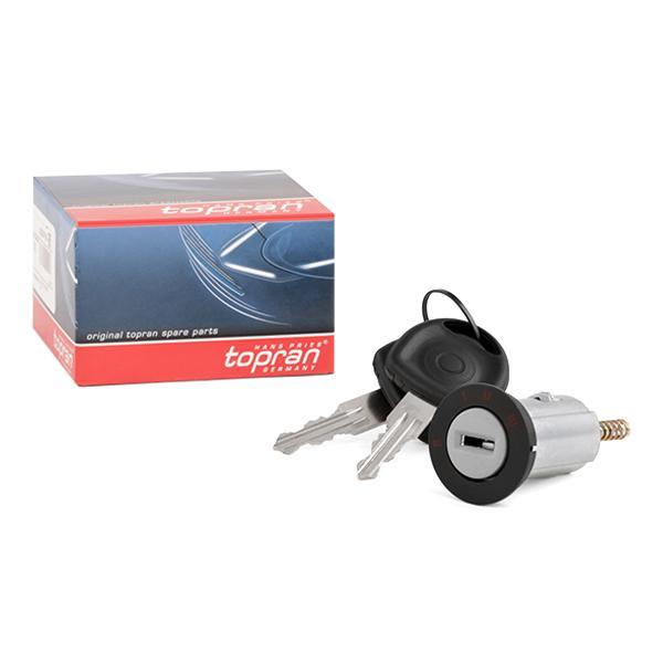 Cilindro de cierre, cerradura de encendido TOPRAN 205654 conocimiento experto