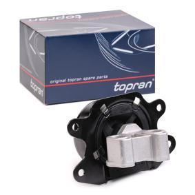 Motorlager für OPEL CORSA C (F08, F68) 1.2 75 PS ab Baujahr 09.2000 TOPRAN Lagerung, Motor (206 158) für