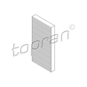 Filter, Innenraumluft Art. Nr. 206 246 120,00€