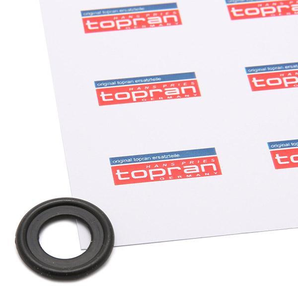 Ölablaßschraube Dichtung 206 622 TOPRAN 206 622 in Original Qualität