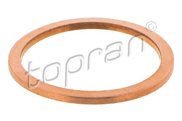 Ölablaßschraube Dichtung TOPRAN 207582 Erfahrung