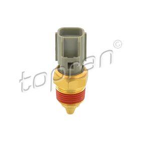Sistema Eléctrico del Motor FORD MONDEO II (BAP) 1.8 TD de Año 08.1996 90 CV: Sensor temp. refrigerante (300 675) para de TOPRAN