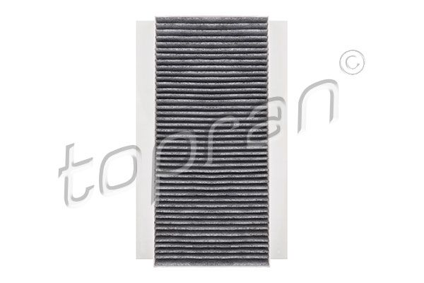 TOPRAN  301 766 Filter, Innenraumluft Länge: 350mm, Breite: 220mm, Höhe: 30mm