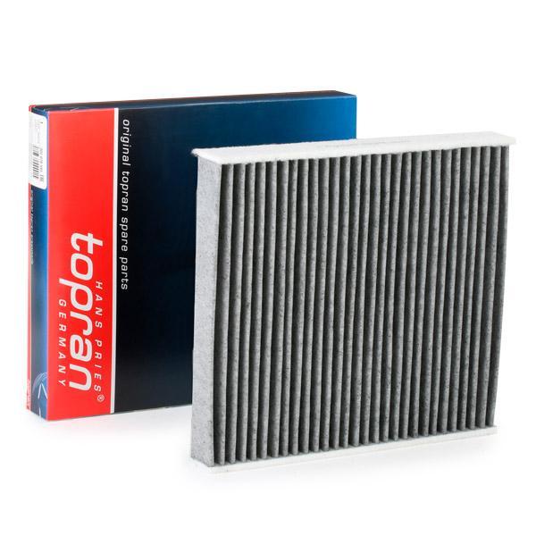 Filtro de aire acondicionado TOPRAN 302078 conocimiento experto