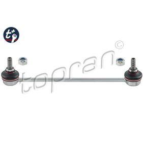 Rod / Strut, stabiliser with OEM Number 1127648