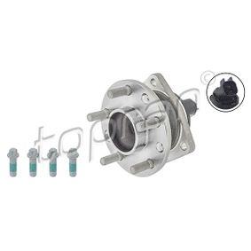 Wheel Bearing Kit Ø: 136mm with OEM Number 1S71-2C299-AJ