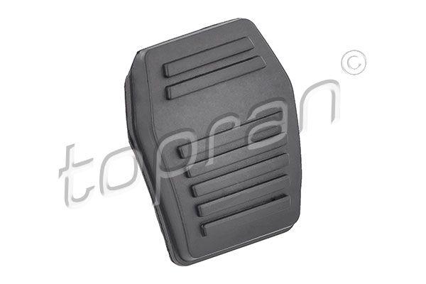 TOPRAN  302 746 Revestimiento de pedal, pedal de freno