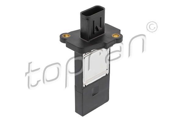 TOPRAN  302 802 Air Mass Sensor Number of Poles: 4-pin connector