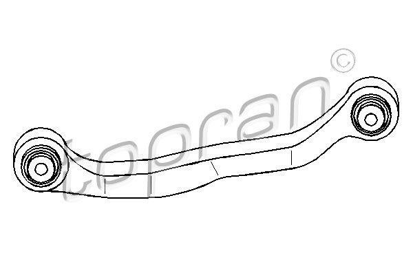 TOPRAN  401 078 Barra oscilante, suspensión de ruedas