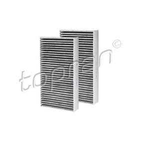 Филтър, въздух за вътрешно пространство 401 381 M-класа (W164) ML 320 CDI 3.0 4-matic (164.122) Г.П. 2005