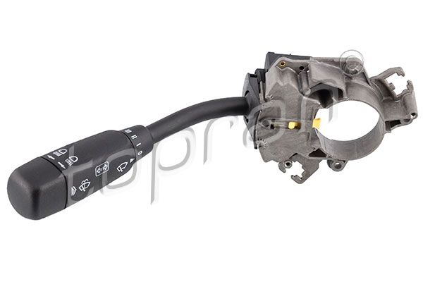 TOPRAN  401 642 Steering Column Switch Number of connectors: 6, with indicator function, with light dimmer function, with wipe interval function, with wipe-wash function