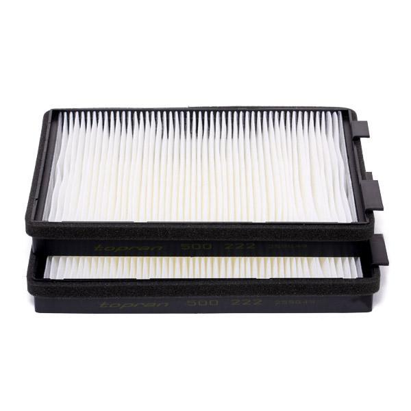 Filtro de aire acondicionado TOPRAN 500 222 6431940000104