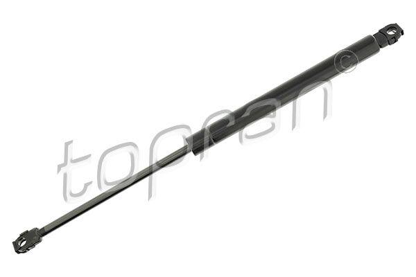 TOPRAN  500 415 Heckklappendämpfer / Gasfeder Länge: 365mm, Hub: 148mm, Länge: 365mm