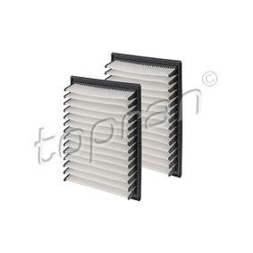 Filtro, aire habitáculo 500 646 3 Compact (E36) 316i 1.9 ac 1999