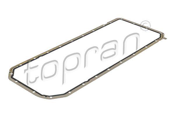 TOPRAN  500 775 Dichtung, Ölwanne