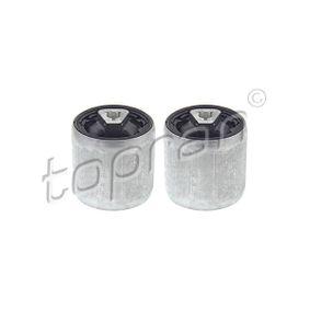 TOPRAN  501 033 Lagerung, Lenker