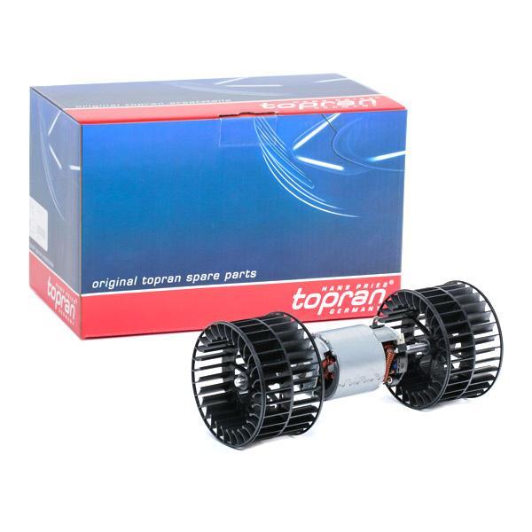 Lüftermotor TOPRAN 501523 Erfahrung