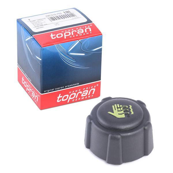 Tapa de Depósito de Agua TOPRAN 700210 conocimiento experto