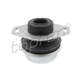 TOPRAN  720 185 Lagerung, Motor