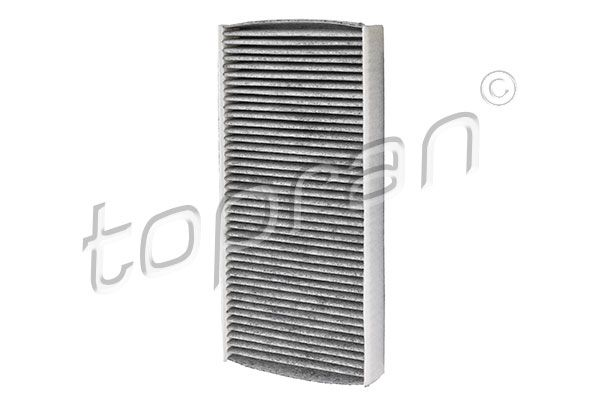 TOPRAN  720 291 Filter, Innenraumluft Länge: 318mm, Breite: 152mm, Höhe: 40mm
