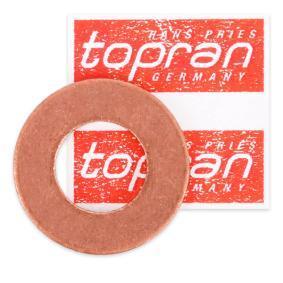 Anello di tenuta, vite di scarico olio Ø: 20,5mm, Spessore: 2mm, Diametro interno: 10,5mm con OEM Numero 30 735 089