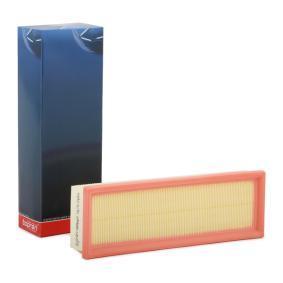 Luftfilter Länge: 299mm, Breite: 101mm, Höhe: 50mm, Länge: 299mm mit OEM-Nummer 7701042841