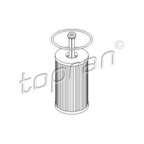 TOPRAN Oljefilter 720 802 med OEM Koder 1109R6