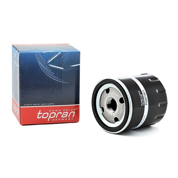 Ölfilter TOPRAN 720803 Erfahrung