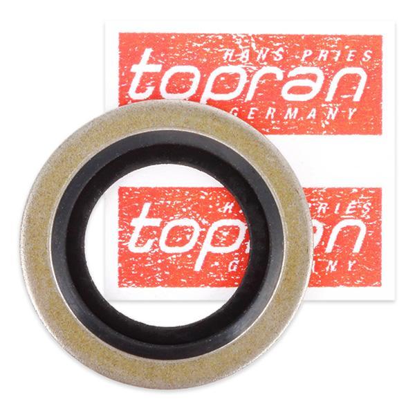 Ölablaßschraube Dichtung 721 133 TOPRAN 721 133 in Original Qualität
