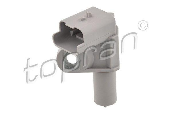 TOPRAN  721 697 Sensor, posición arbol de levas Número de polos: 3polos